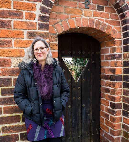 Rachel Goodwin at Sacred Roskilde