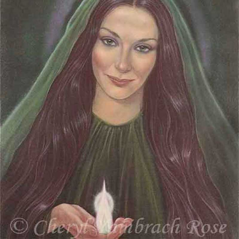 Blessing Picture - Ascended Master Sarah