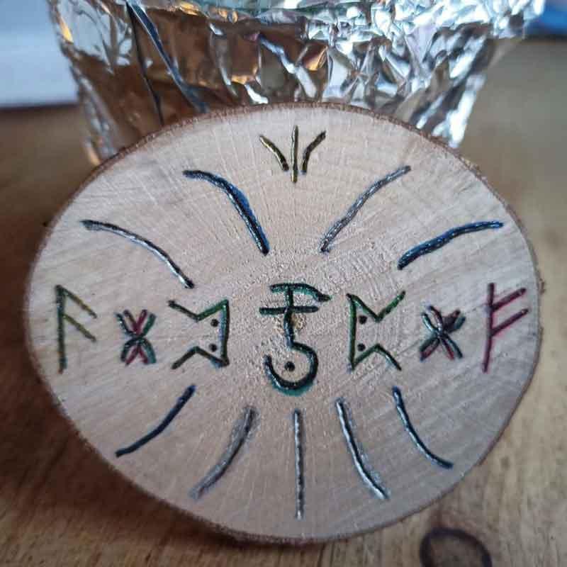 Magickal Rune Sigil